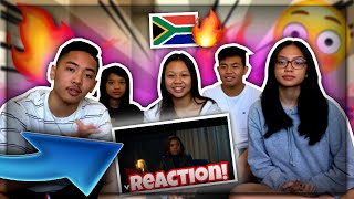 Americans FIRST REACTION To Elaine - Risky (Official Music Video) | South African Artist Singer USA