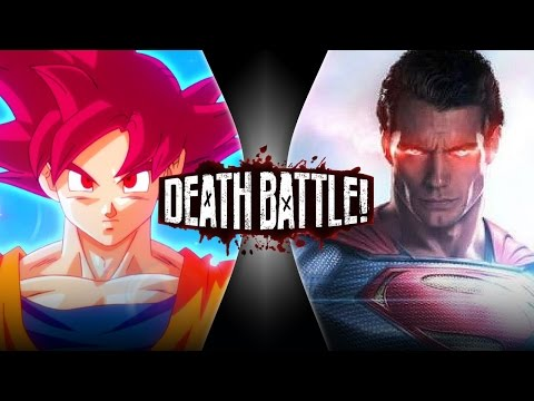 goku-vs-superman-2-|-death-battle!
