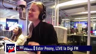 Ester Peony - Derniere danse (Cover Indila, Live Digi FM)