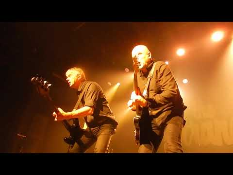 Nice and Sleazy The Stranglers 05-12-2019 Amsterdam