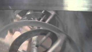 Misturador Ribbon Blender Aço Inox