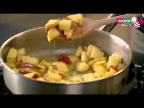 A tavola con Ramsay # 191: French toast alla cannella con mele stufate
