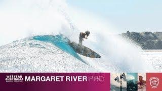 Ferreira vs. Duru vs. Morais - Seeding Round, Heat 4 - Margaret River Pro 2019