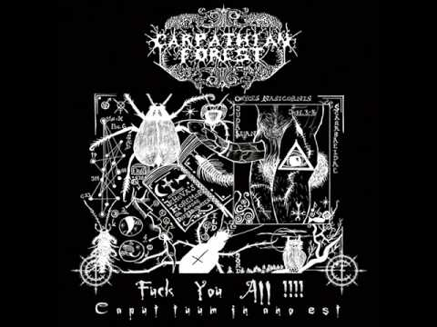 Carphatian Forest - Vi Åpner Porten Til Helvete mp3