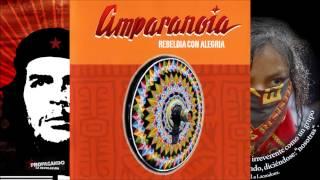 Amparanoia Rebeldía Con Alegría 2005 Disco completo
