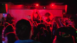 Disgorge - Deranged Epidemic - Live at The Vault