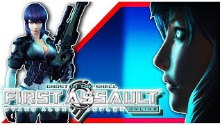 ●🎮 GHOST IN THE SHELL: First Assault ONLINE 【 PC Gameplay - First Minutes】