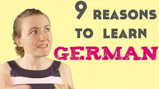 9 Reasons to Learn German║Lindsay Does Languages Video