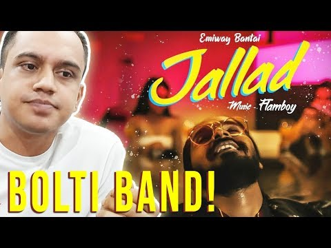EMIWAY - JALLAD (OFFICIAL MUSIC VIDEO) | REVIEW