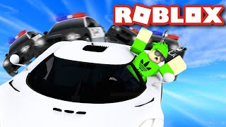 ¡CRASHING MY NEW CAR! Roblox Vehicle Simulator