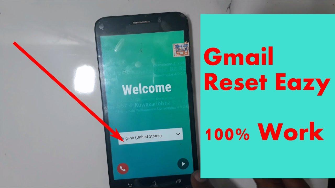 Asus Google Account Verification New 2017 Trick Google Lock Gmail