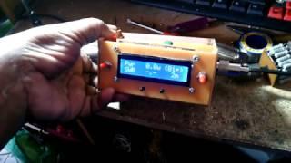 Membuat SWR Digital dan RF power meter dengan Arduino