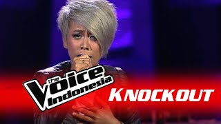 "Afni Kartiantini ""Don't Speak"" | Knockout | The Voice Indonesia 2016"