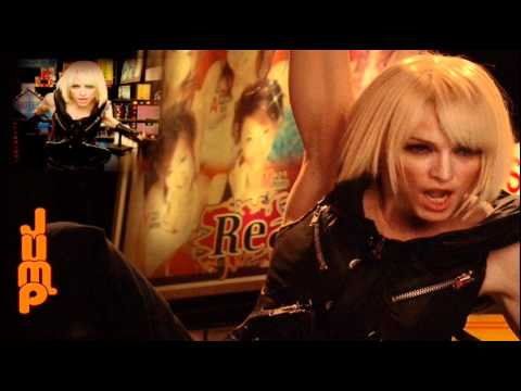 Madonna - Jump (D Luxe Extended Remix)