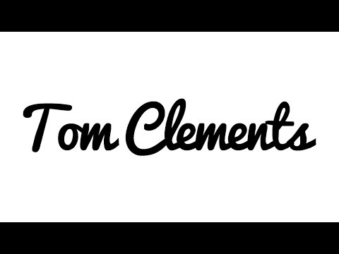 Tom Clements - Live @ The Cellar Bar