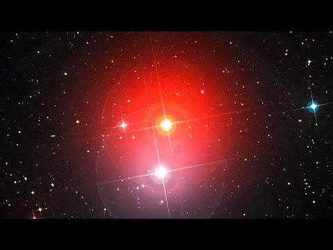 ESOcast 144 Light Giant Bubbles on Red Giant Stars