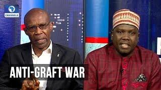 Is Nigeria's War Against Corruption On Track?