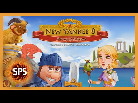🧩New Yankee 8: Journey of Odysseus (Path Clearing Game) - Let's Play, Introduction |