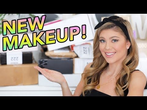 HUGE PR HAUL UNBOXING | WHATS NEW AT SEPHORA & ULTA! thumbnail