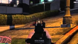 Grand Theft Auto V PC Gameplay 1440p 60fps - GTX 980