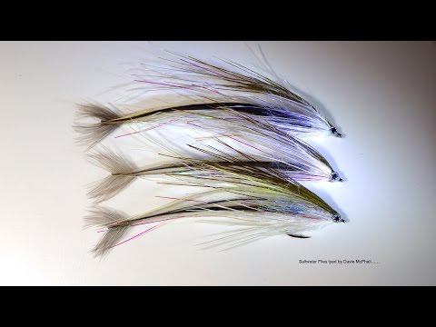 Tying a Saltwater Fly by Davie McPhail