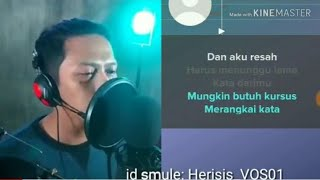 Tiga puluh menit Jamrud karaoke duet bareng lirik cover Herisis