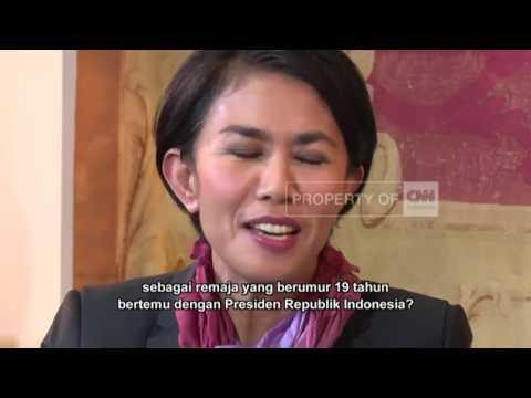 Desi Anwar - Dewi Sukarno, One of President Sukarno's Wife