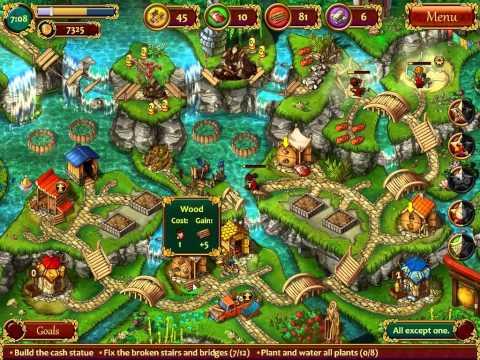 Gardens Inc 3 - A Bridal Pursuit Collector's Edition Bonus Level 2 Goldzeit
