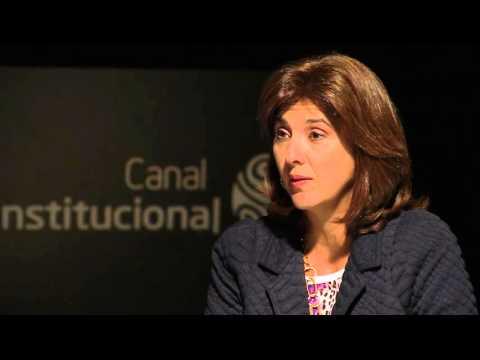 Conversemos de actualidad - Capítulo 1, Canciller María Ángela Holguín