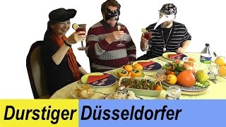 Teil 5 | Durstiger Düsseldorfer | Halloween Rezepte | mit Priscilla Wittman