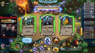 Hearthstone KFT: Ranked Dragon Priest, Pirate Warrior and Reno Priest (Season 42 Day 11)