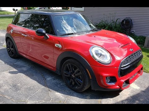2015 Mini Cooper S with Full Exhaust and Tune Review