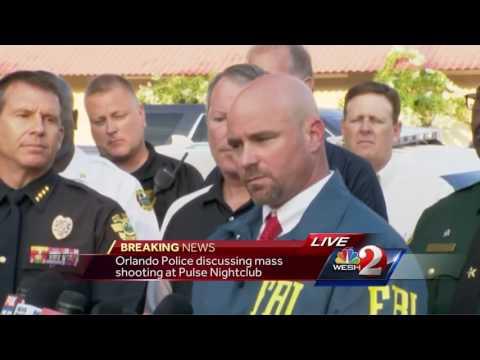 Police chief, mayor, FBI give update on Orlando nightclub shooting