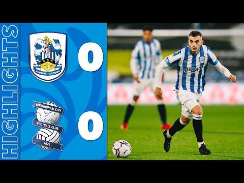Huddersfield Birmingham Goals And Highlights
