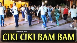 Gambar cover CIKI CIKI BAM BAM coreo Hantos Djay - Balli di Gruppo 2019