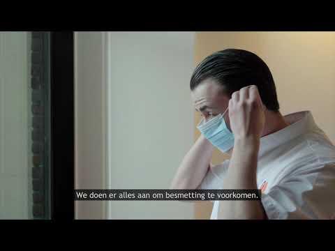 Voorlichting coronapatiënten - Hoe vangen wij patiënten met het coronavirus op?