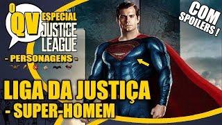 oQV Especial Liga da Justiça: Superman - O Quadrinheiro Véio