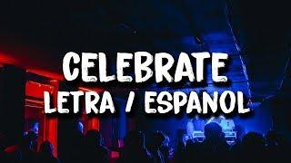 DJ Khaled. Post Malone, Travis Scott - Celebrate (Subtitulada al Espanol Letra/Lyrics)