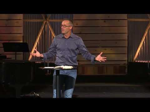 """Thinking Like Jesus"" - Brent Eldridge"