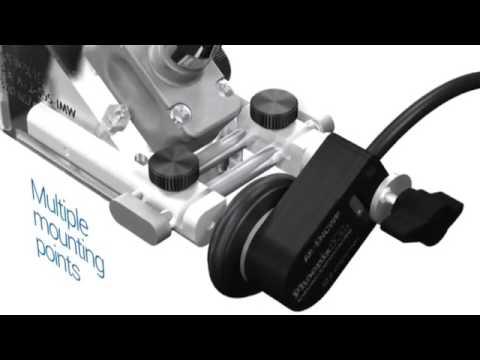 Encoder Manual à prova d'água para inspeção de solda - C Clamp Phoenix ISL