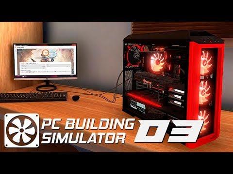 ПЕРВАЯ ДИАГНОСТИКА! - #3 ПРОХОЖДЕНИЕ PC BUILDING SIMULATOR