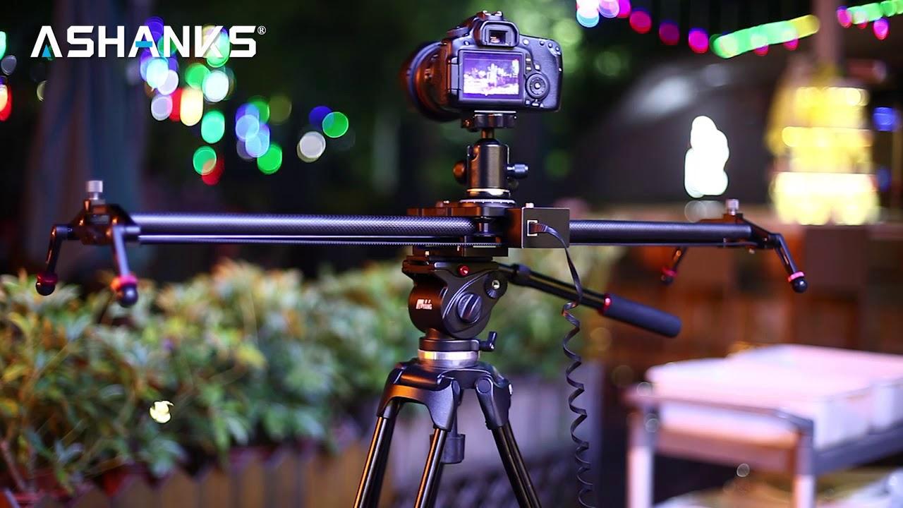 S2 silent stepper motor motorized timelapse slider youtube for Stepper motor camera slider