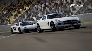 Forza Motorsport 6 Crash / Near Miss Compilation