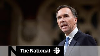 Bill Morneau on the government's fall economic statement
