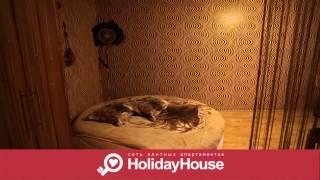 Квартира с джакузи в аренду посуточно в стиле Жаркая Африка 2(Труднее попасть в «Африку», потому что она ценится среди любителей настоящих апартаментов. Великолепный..., 2013-12-19T07:31:18.000Z)