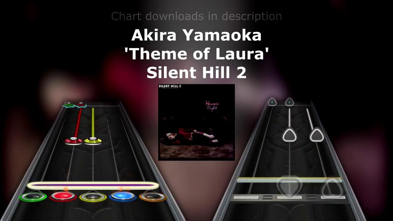 Akira Yamaoka/Silent Hill 2 - 'Theme of Laura' (Clone Hero Chart Preview)