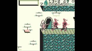 Longplay Wizards & Warriors X: Fortress of Fear (Game Boy)