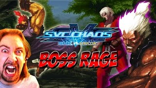 BOSS RAGE! Featuring Shin-Akuma & Violent Ken (SNK Vs Capcom Chaos)