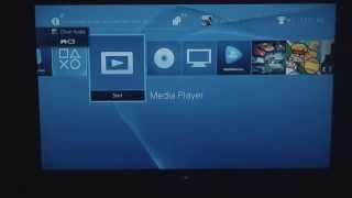 Watch TV on PS4