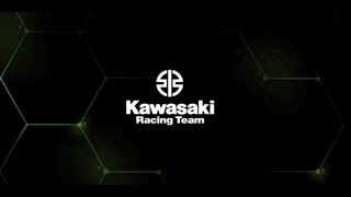 Kawasaki Racing Team WorldSBK Testing at Barcelona